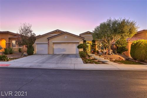 Photo of 845 Middle Valley Street, Henderson, NV 89052 (MLS # 2345160)