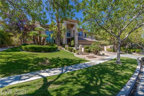 Photo of 813 Canyon Greens Drive, Las Vegas, NV 89144 (MLS # 2334161)