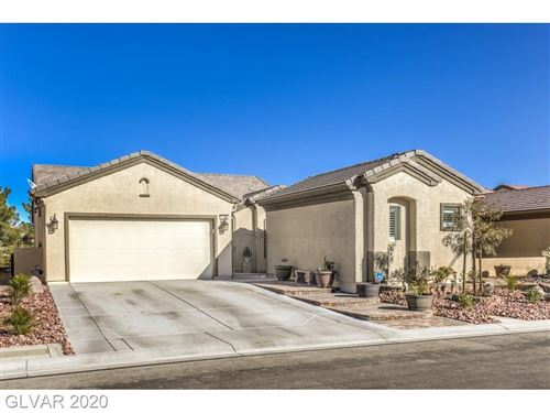 Photo of 2128 NIGHT PARROT Avenue, North Las Vegas, NV 89084 (MLS # 2165162)