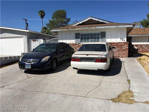 Photo of 721 Fairway, Las Vegas, NV 89107 (MLS # 2206162)