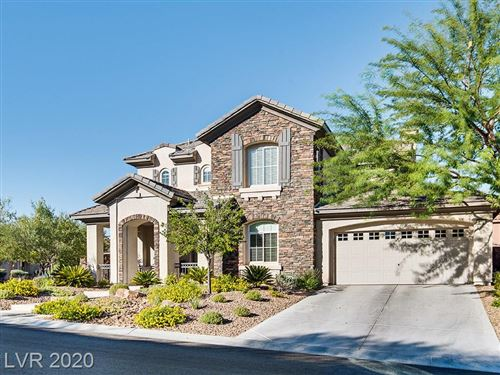 Photo of 810 La Sconsa Drive, Las Vegas, NV 89138 (MLS # 2220162)