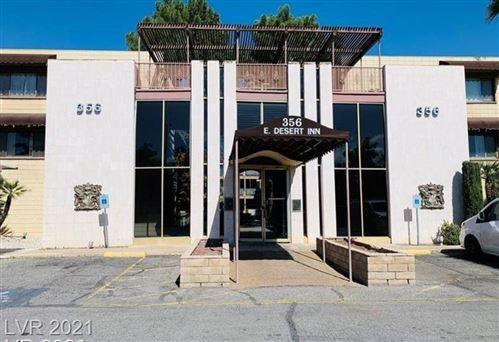 Photo of 356 East Desert Inn Road #216, Las Vegas, NV 89109 (MLS # 2319162)