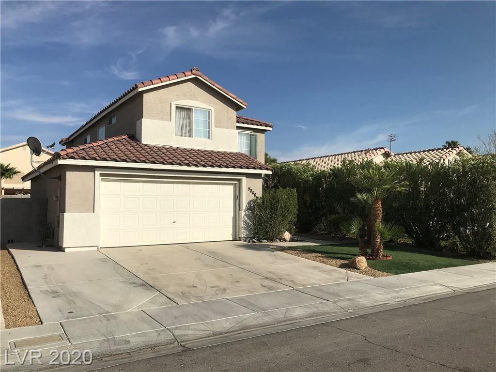 Photo of 5846 Springmist Street, North Las Vegas, NV 89031 (MLS # 2237162)