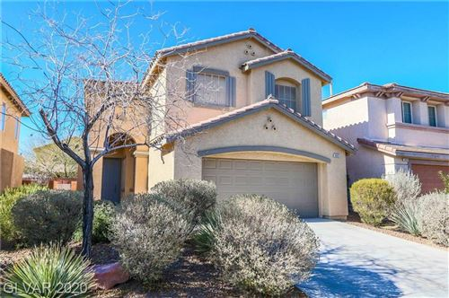 Photo of 6925 WILLOW WARBLER Street, North Las Vegas, NV 89084 (MLS # 2164163)