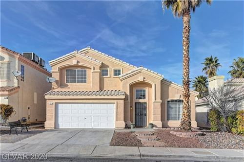 Photo of 7816 GOLDEN TALON Avenue, Las Vegas, NV 89131 (MLS # 2166163)