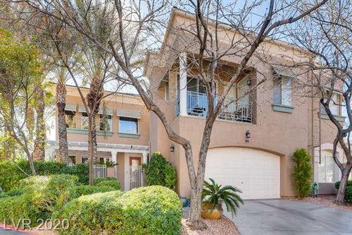 Photo of 1550 SAN JUAN HILLS Drive #104, Las Vegas, NV 89134 (MLS # 2171164)
