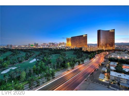 Photo of 360 DESERT INN Road #1504, Las Vegas, NV 89109 (MLS # 2179165)