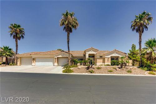 Photo of 7530 Hornblower Avenue, Las Vegas, NV 89131 (MLS # 2218165)