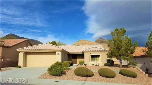 Photo of 2933 Faiss Drive, Las Vegas, NV 89134 (MLS # 2318165)