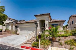 Photo of 10528 BROWNSVILLE Avenue, Las Vegas, NV 89129 (MLS # 2107166)