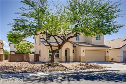 Photo of 5304 Sweet William Street, North Las Vegas, NV 89081 (MLS # 2298166)
