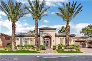 Photo of 4430 BELLA CASCADA Street, Las Vegas, NV 89135 (MLS # 2120167)