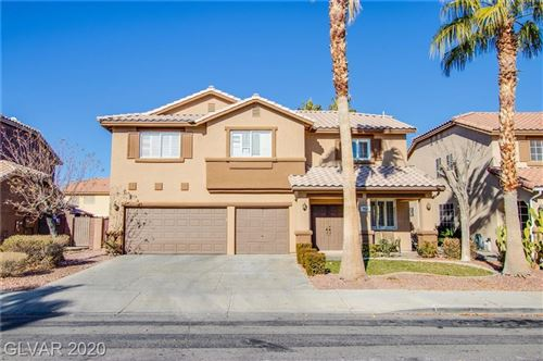 Photo of 1198 RED JADE Court, Henderson, NV 89014 (MLS # 2163167)