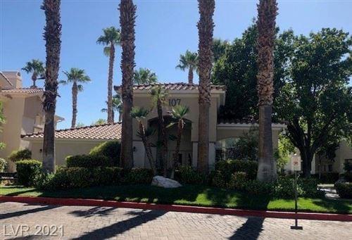 Photo of 1320 RED GABLE Lane #103, Las Vegas, NV 89144 (MLS # 2316167)