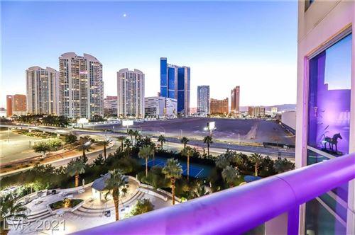 Photo of 222 Karen Avenue #702, Las Vegas, NV 89109 (MLS # 2262168)