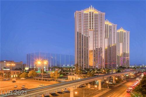 Photo of 135 East HARMON Avenue #1005 & 1007, Las Vegas, NV 89109 (MLS # 2298168)