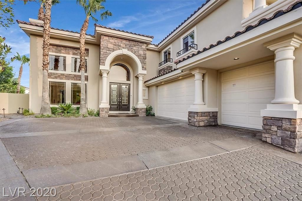 Photo of 1916 Redbird Crest Lane, Las Vegas, NV 89134 (MLS # 2231168)