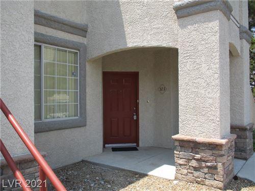 Photo of 10220 PENRITH Avenue #103, Las Vegas, NV 89144 (MLS # 2314169)