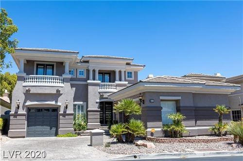 Photo of 413 PINNACLE HEIGHTS Lane, Las Vegas, NV 89144 (MLS # 2288170)