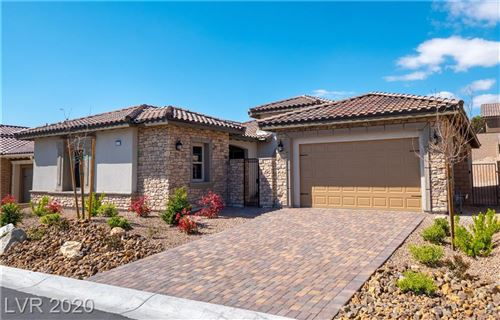 Photo of 12139 CASTILLA RAIN Avenue, Las Vegas, NV 89138 (MLS # 2118171)