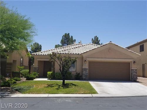 Photo of 83 Pine Bay Court, Las Vegas, NV 89148 (MLS # 2147172)