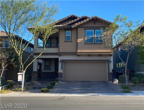 Photo of 10683 COUNTRY KNOLL Way #10683, Las Vegas, NV 89135 (MLS # 2244172)