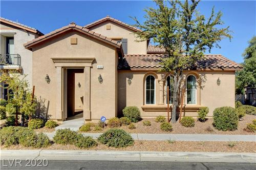 Photo of 3152 Color Palette Avenue, Henderson, NV 89044 (MLS # 2246172)