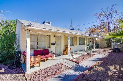 Photo of 1630 Thelma Lane, Las Vegas, NV 89104 (MLS # 2273172)