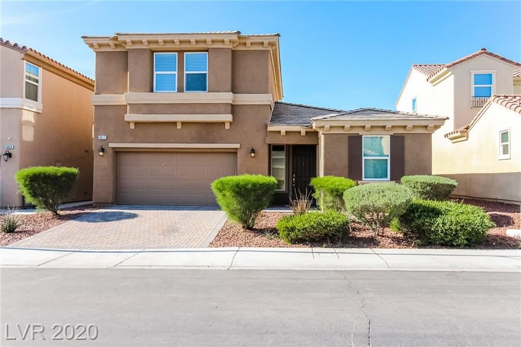 Photo of 3617 KINGFISHERS CATCH Avenue, North Las Vegas, NV 89084 (MLS # 2168173)