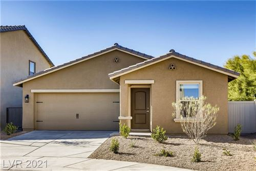 Photo of 509 EL GUSTO Avenue, North Las Vegas, NV 89081 (MLS # 2334174)