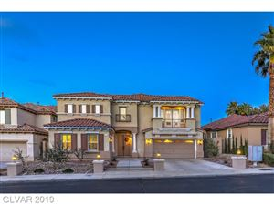Photo of 2757 BOTTICELLI Drive, Henderson, NV 89052 (MLS # 2104175)