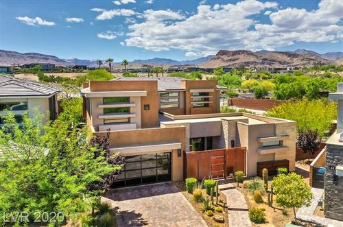 Photo of 48 Olive Ridge, Las Vegas, NV 89135 (MLS # 2203175)