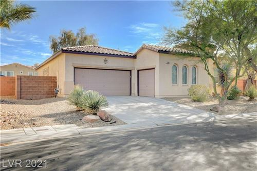 Photo of 3005 GNATCATCHER Avenue, North Las Vegas, NV 89084 (MLS # 2292175)