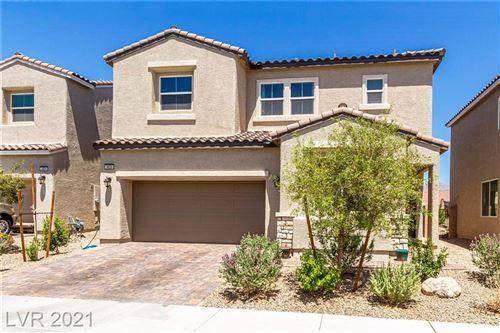 Photo of 3820 Enchanted Wells Avenue, North Las Vegas, NV 89031 (MLS # 2294175)