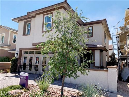 Photo of 853 WATER Street, Henderson, NV 89011 (MLS # 2220176)