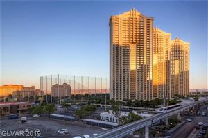 Photo of 145 East HARMON Avenue #2818, Las Vegas, NV 89109 (MLS # 2128177)