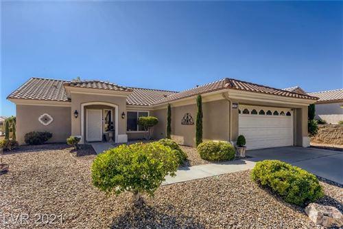 Photo of 11001 Hawk Valley Avenue, Las Vegas, NV 89134 (MLS # 2342177)