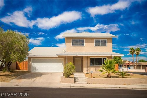 Photo of 7600 PARAKEET Avenue, Las Vegas, NV 89145 (MLS # 2163178)