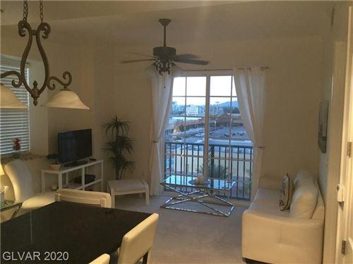 Photo of 2405 SERENE Avenue #707, Las Vegas, NV 89123 (MLS # 2172178)