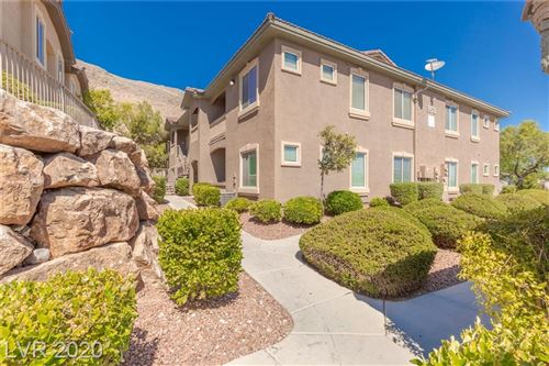 Photo of 3571 Desert Cliff Street #103, Las Vegas, NV 89129 (MLS # 2220178)