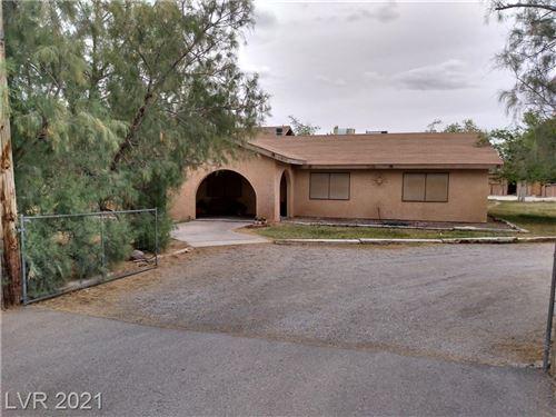 Photo of 6186 Moonlight Drive, Las Vegas, NV 89130 (MLS # 2290178)