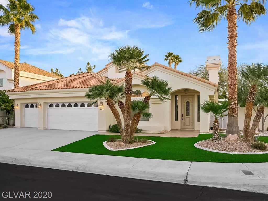 Photo of 8117 BAY HARBOR Drive, Las Vegas, NV 89128 (MLS # 2168178)