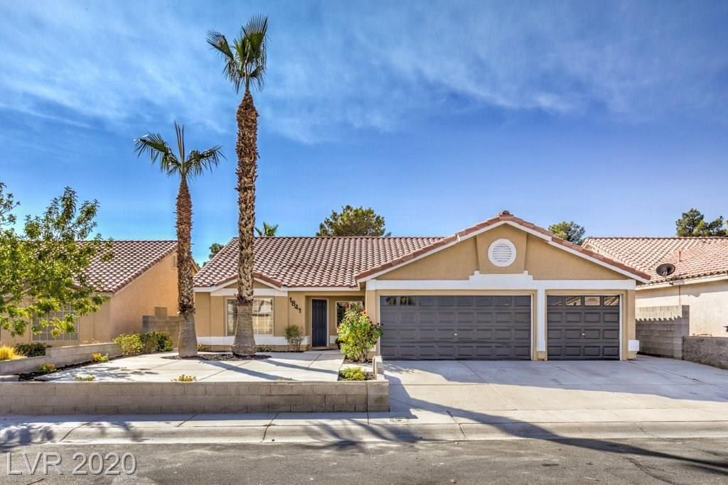 Photo of 1841 Camino Mirada, North Las Vegas, NV 89031 (MLS # 2240178)