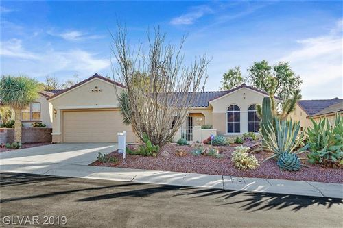 Photo of 1692 WELLINGTON SPRINGS Avenue, Henderson, NV 89052 (MLS # 2158179)