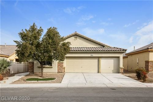 Photo of 3816 CELEBRATION COVE Street, North Las Vegas, NV 89032 (MLS # 2159179)
