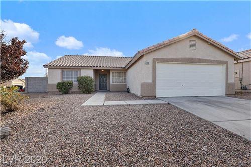 Photo of 313 Montessa Avenue, North Las Vegas, NV 89031 (MLS # 2255179)
