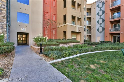Photo of 56 SERENE Avenue #302, Las Vegas, NV 89123 (MLS # 2156180)