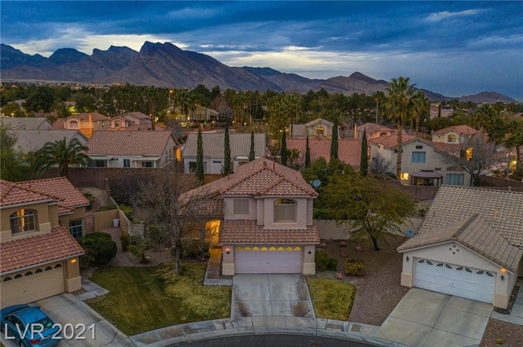Photo of 1800 Montvale Court, Las Vegas, NV 89134 (MLS # 2269180)