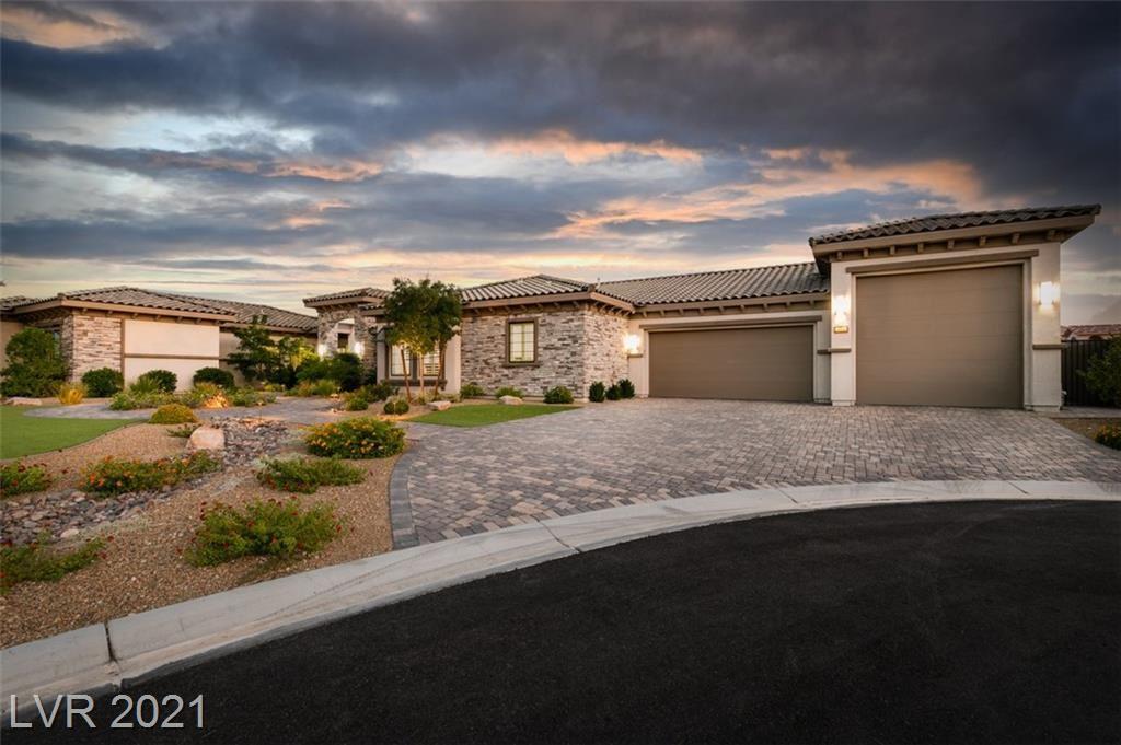 Photo of 6026 Skyline Point Drive, Las Vegas, NV 89149 (MLS # 2335180)