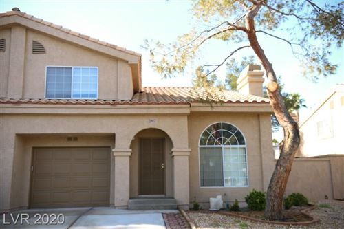 Photo of 2807 Misty Grove, Henderson, NV 89074 (MLS # 2181181)